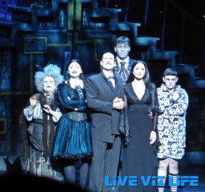 The addams family musical 15 nov 17 love conquers all for The addams family living room